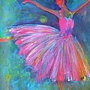 Ballet Bliss Poster by Deb Magelssen