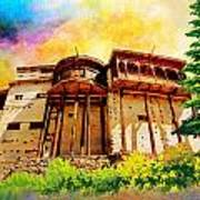 Baltit Fort Poster by Catf