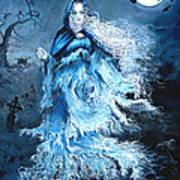 Banshee Poster by Tomas OMaoldomhnaigh