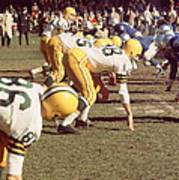 Bart Starr  Poster by Retro Images Archive