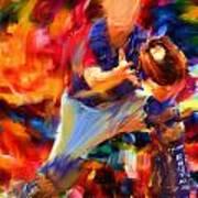 Baseball II Poster by Lourry Legarde