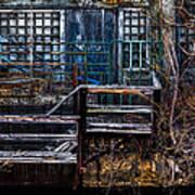 Bates Mill No 5 Poster by Bob Orsillo