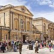 Bath Somerset Poster by Colin and Linda McKie
