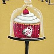 Be Mine Valentine Poster by Catherine Holman