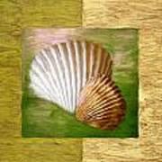 Beach Memoirs Poster by Lourry Legarde