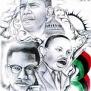 Beautiful Struggle Poster by Eddie Egesi