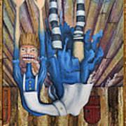 Big Alice Little Door Poster by Kelly Jade King