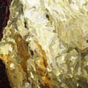 Blanchard Springs Caverns-arkansas Series 03 Poster by David Allen Pierson