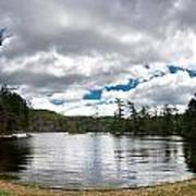 Bon Echo Lagoon Panorama Poster by Cale Best