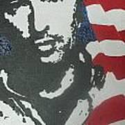 Bruce Poster by Moira Ferguson