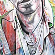 Bruce Springsteen Poster by Joshua Morton