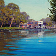 Budgewoi Creek Poster by Graham Gercken