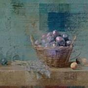 Campagnard - Rustic Still Life - J085079161f Poster by Variance Collections