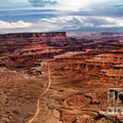 Canyonland Poster by Robert Bales