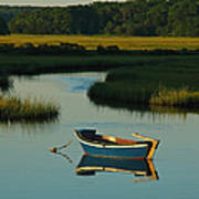 Cape Cod Quietude Poster by Juergen Roth