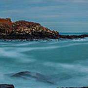 Cape Neddick Lighthouse Poster by Abe Pacana