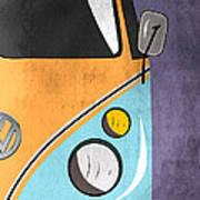 Car  Poster by Mark Ashkenazi