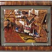 Carpenters Lament Poster by Bill Czappa