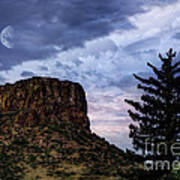 Castle Rock Poster by Juli Scalzi