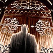 Church Aura Poster by John Monteath