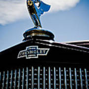 Classic Chevrolet Poster by Phil 'motography' Clark