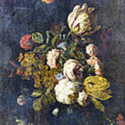 Classical Bouquet - S0104t Poster by Variance Collections