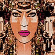 Cleopatra Poster by Natalie Holland
