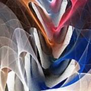 Color Fold Poster by Anastasiya Malakhova