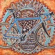 Condor Baracchi Poster by Mark Howard Jones