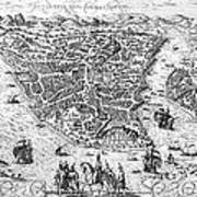 Constantinople, 1576 Poster by Granger