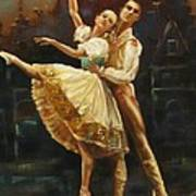 Coppelia Poster by Podi Lawrence