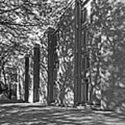 Cornell College Tarr Hall Poster by University Icons