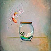Curiosity Poster by Cindy Thornton