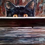 Curiosity Poster by Julie Brugh Riffey