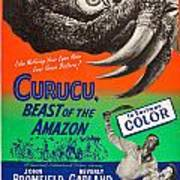 Curucu Beast Of The Amazon Poster by MMG Archives