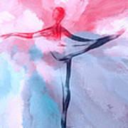Dancing In Heaven Poster by Stefan Kuhn