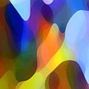 Dappled Light Poster by Amy Vangsgard