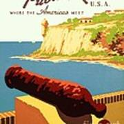 Discover Puerto Rico Poster by Pg Reproductions