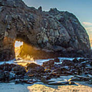 Doorway To Heaven Poster by Pierre Leclerc Photography