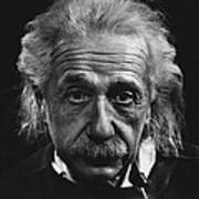 Dr. Albert Einstein Poster by Retro Images Archive