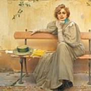 Dreams  Poster by Vittorio Matteo Corcos