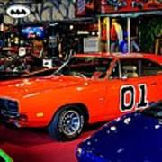 Dukes Of Hazzard Poster by Frozen in Time Fine Art Photography