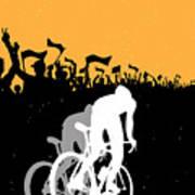 Eat Sleep Ride Repeat Poster by Sassan Filsoof