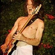 Eddie Van Halen Poster by Nina Prommer