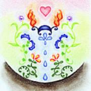 Elements Poster by Keiko Katsuta