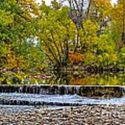 Falls Fall-2 Poster by Baywest Imaging