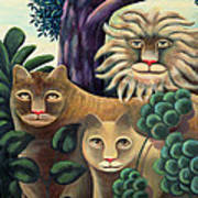 Family Portrait Poster by Jerzy Marek