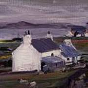 Farmsteading Poster by Francis Campbell Boileau Cadell