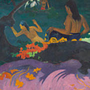 Fatata Te Miti  Poster by Paul Gauguin
