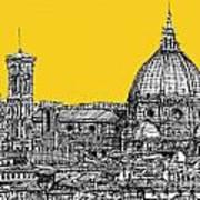 Florence Duomo  Poster by Adendorff Design
